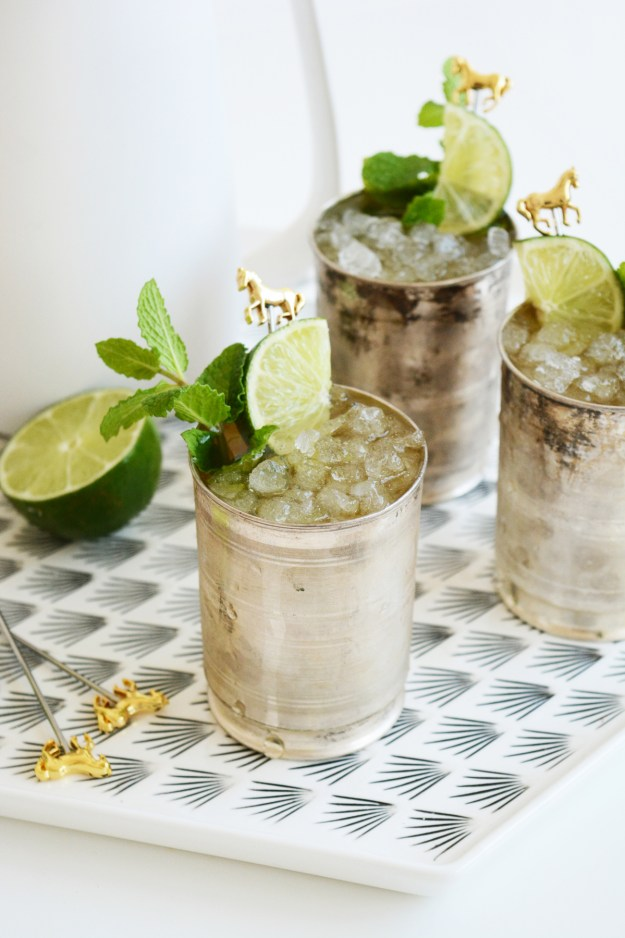 Virgin Mint Julep