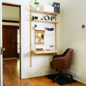 Mini Hallway Office