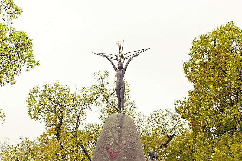 sadako statue