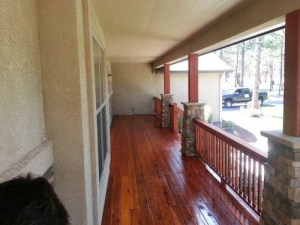 Deck Refinished1