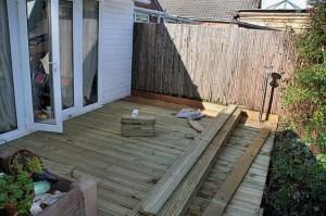 reinforce deck