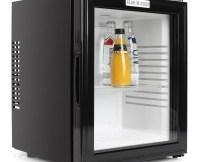 Klarstein MKS13 test minibar geräuschlos 0 dezibel minikühlschrank