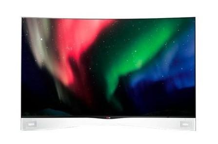 LG 55EA980V OLED TV Curved
