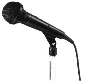 toa dm 1100 microphones