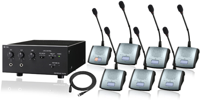 bd toa conference system