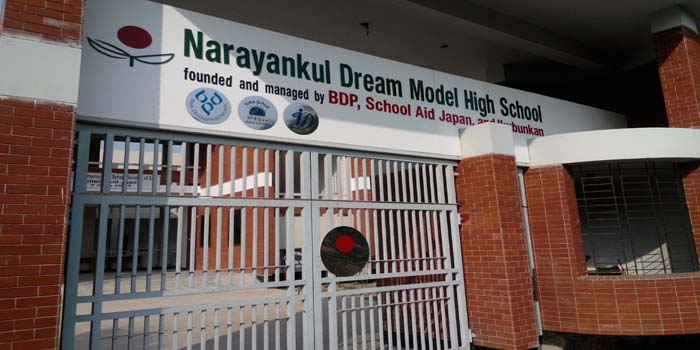 Narayankul Dream Model High School, Pubail, Gazipur
