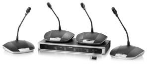 CCS 1000 D Digital Discussion System