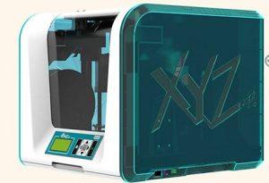 da vinci 1 3d junior wifi 3d printer in bd