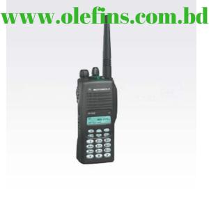 Motorola HT1250 Portable Two-Way Radio Walkie Talkie