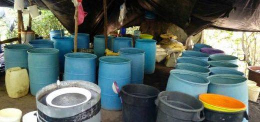 Ejército asegura laboratorio clandestino de drogas en Jalisco