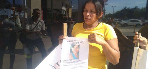 Exigen encontrar a María Guadalupe, tiene una semana desaparecida