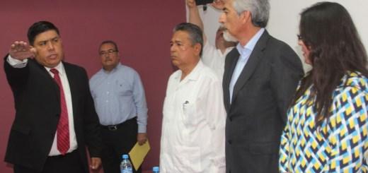 Mario Valenzuela, nuevo delegado federal de la CONAFE en Sinaloa