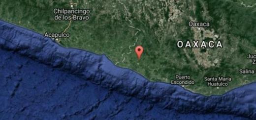 ¿Por qué se originan tantos sismos en Oaxaca?