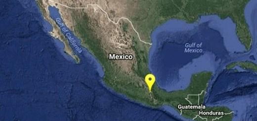 Se registra sismo en Puebla