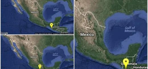 Tres sismos despiertan a Guerrero y Chiapas