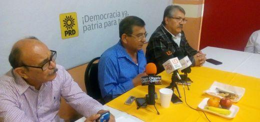 Coalición Por Sinaloa al Frente se mantiene, no está endeble: Audómar Ahumada