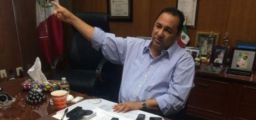 Derechos Humanos emite recomendación por agresiones de Pucheta hacia reporteros
