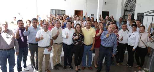 """En Concordia y Escuinapa empresarios reciben equipos del programa """"Sinaloenses Productivos"""""""