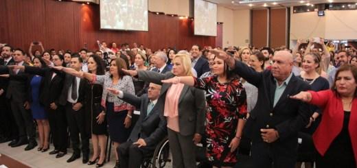 Piden licencia para separarse del cargo 31 de los 40 diputados locales de Sinaloa
