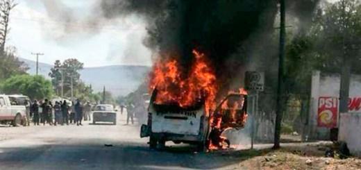 Pobladores linchan a presunto ladrón en Puebla; suman dos en menos de una semana
