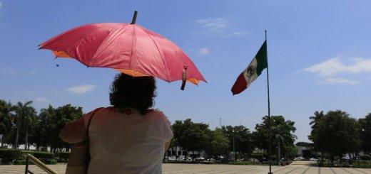 Vientos fuertes y calor de hasta 40 grados Celsius afectarán a Sinaloa