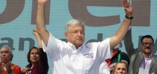 Concluye exitosa gira de AMLO por el norte de Sinaloa