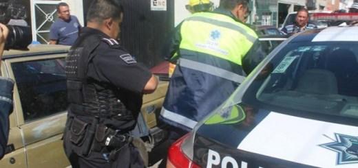 Detienen al padre del niño que fue encadenado a un árbol en Aguascalientes