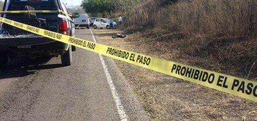 Encuentran el cadáver de un hombre ejecutado cerca de la carretera a Imala