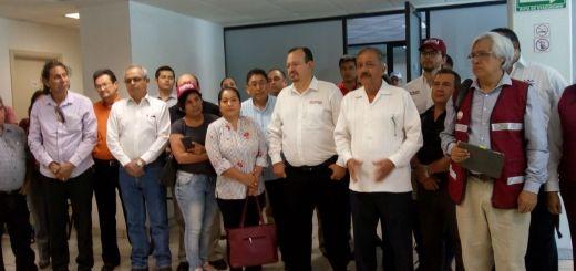 Jesús Estrada Ferreira se registra como candidato a alcalde de Culiacán