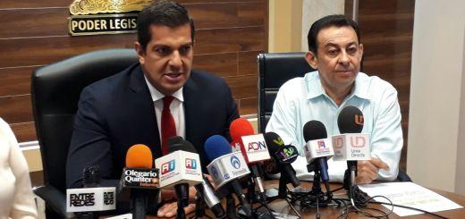 La corrupción no puede terminar en un año: Peralta Saucedo