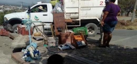Llega descacharrización a Culiacancito y Ampliación Lázaro Cárdenas