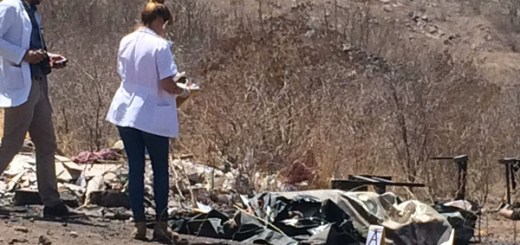 Localizado el cuerpo de un desconocido envuelto en plástico