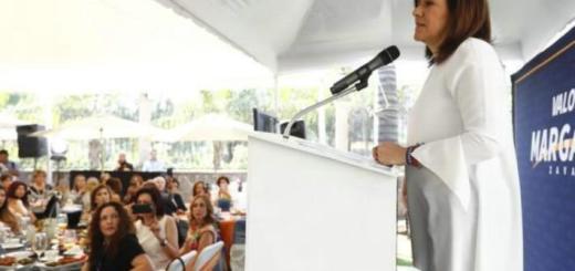 Margarita Zavala pide apoyo para vencer a AMLO