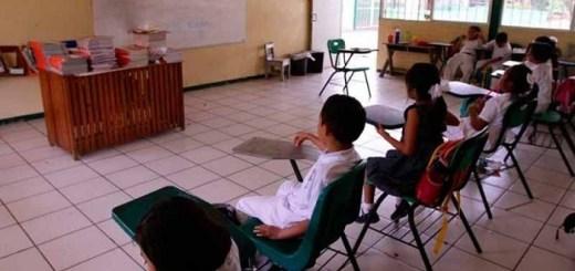 SEP descontará salario a maestros que no reanuden clases