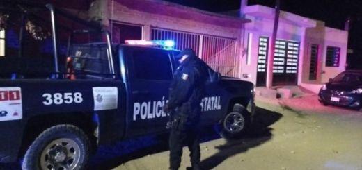 Tras defenderse de machetazos un policía hiere a joven