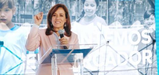 Voy por los votos que Anaya abandonó: Margarita Zavala