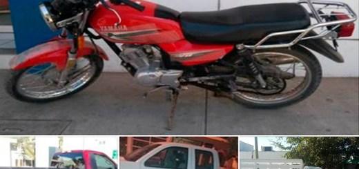 Elementos especializados de la SSPyTM recuperaron 26 vehículos robados