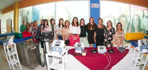 Entrega DIF Sinaloa equipamiento a Centros de Rehabilitación Integral
