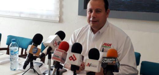 Juan Ernesto Millán anunció nueva visita de Meade a Sinaloa