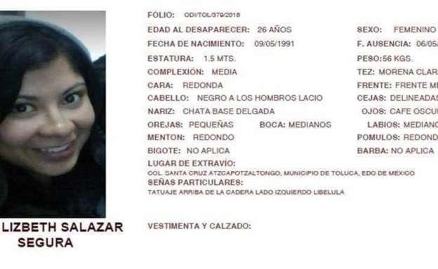 Otra estudiante aparece muerta en la Ciudad de México