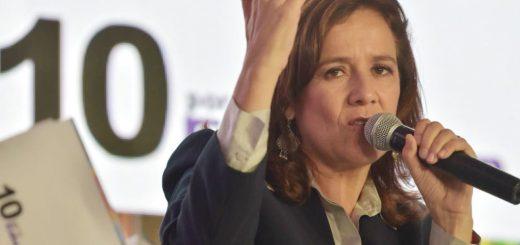 """Zavala ofrece dar prioridad a escuelas de Oaxaca, Guerrero y Chiapas, donde ha permeado """"el monopolio de la mentira"""""""