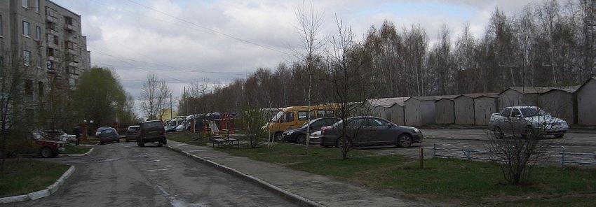 Городская улица, Олег Чувакин, рассказ В гостях
