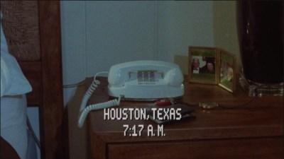 Хьюстон, Техас, астронавт, квартира, утро, фильм Ангар 18