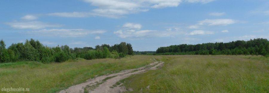 Проселочная дорога, фото, Бинокль Минокс, бывший в употреблении, повесть, Олег Чувакин