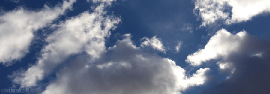 Небо, лето, фото, Олег Чувакин, рассказ Дорога к небу