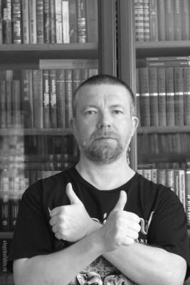 Олег Чувакин, фото, автопортрет, 1 августа 2017