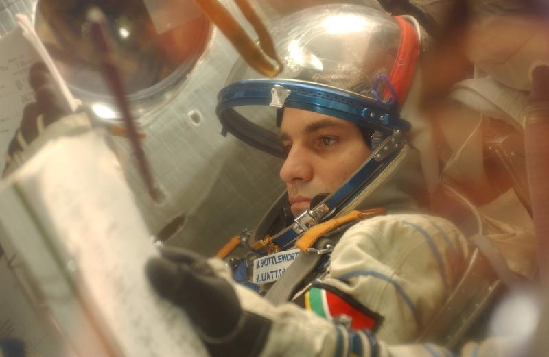 Марк Шаттлворт, космонавт, симулятор, корабль Союз