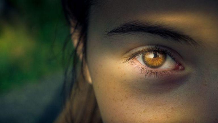 Девушка, веснушки, глаз, солнечный луч, солнце, любовь, жизнь, фото