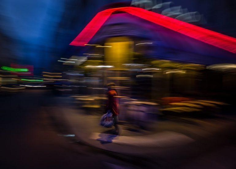 Photographe professionnel paris mode coin rouge