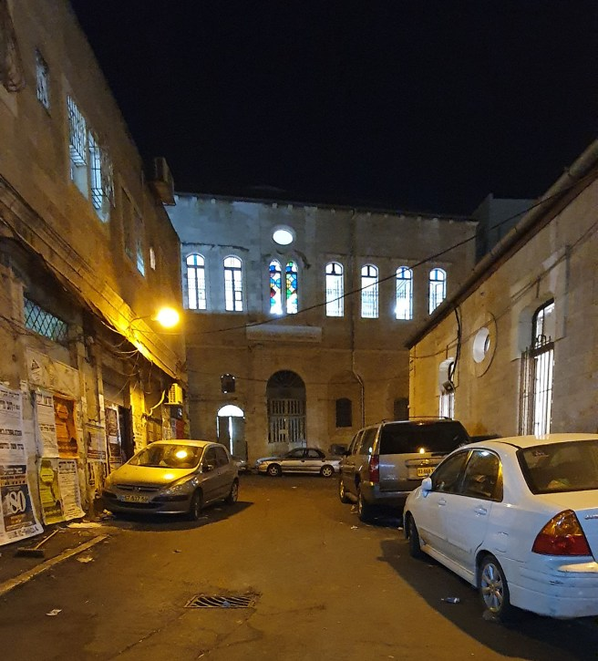 Меа Шеарим — квартал